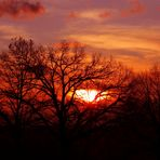 Primi tramonti di primavera
