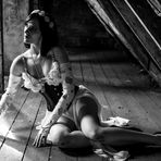 Princess in a Dark House
