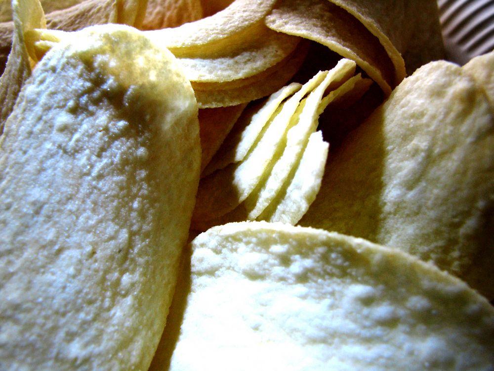 Pringles by Ingo Faber