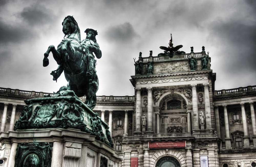 Prinz-Eugen-Reiterdenkmal