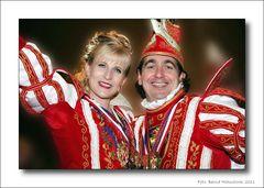 Prinzenpaar der Stadt Viersen 2011 / 2012