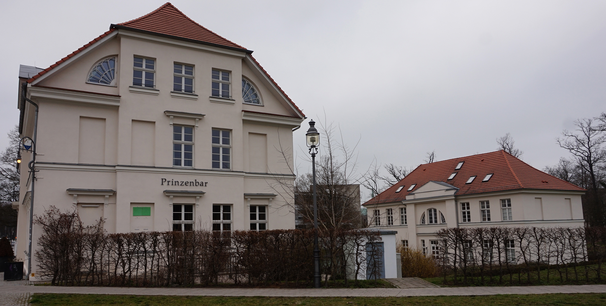 Prinzenpalais in Bad Doberan