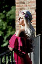 Prinzessin im Sonnenschein