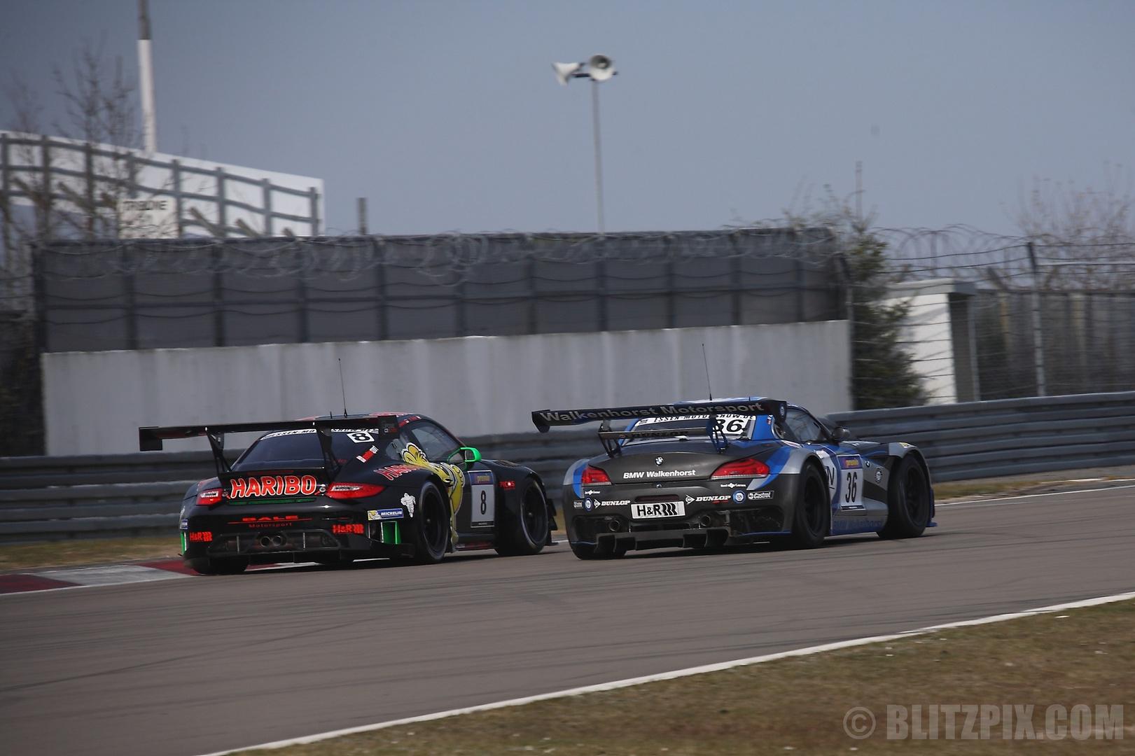 """"""" Prison Racing """" VLN 1/2014"""
