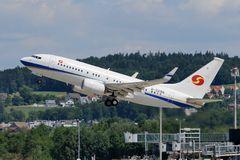 Private Boeing 737-700 BBJ B-5286
