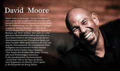 private concert (Sänger David Moore)