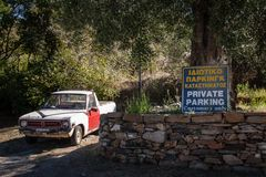 Private Parking!