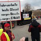 Pro Diesel Demo Stgt FV AKTUELL 2-03-2019 +8Fotos