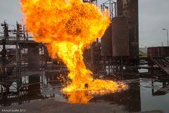 Probangas-Explosion