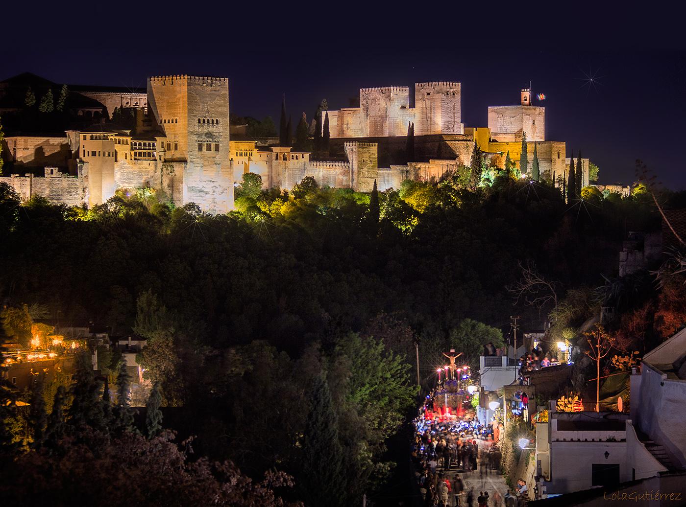 Procesión de los Gitanos- Semana Santa Granada