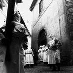 processione degli incappucciati