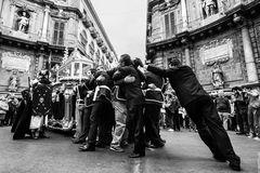 Processione del Venerdì Santo in Sicilia