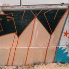 Produktion mehrerer Graffitikünstler in Wiesbaden