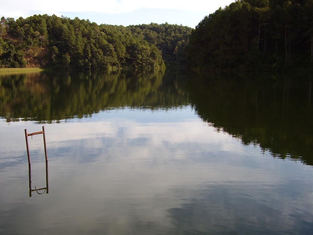 profondità - solito o non solito lago