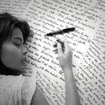 """Progetto """"Non Luogo"""" - 40. """"Scrivendo..."""" di Lucy Franco"""