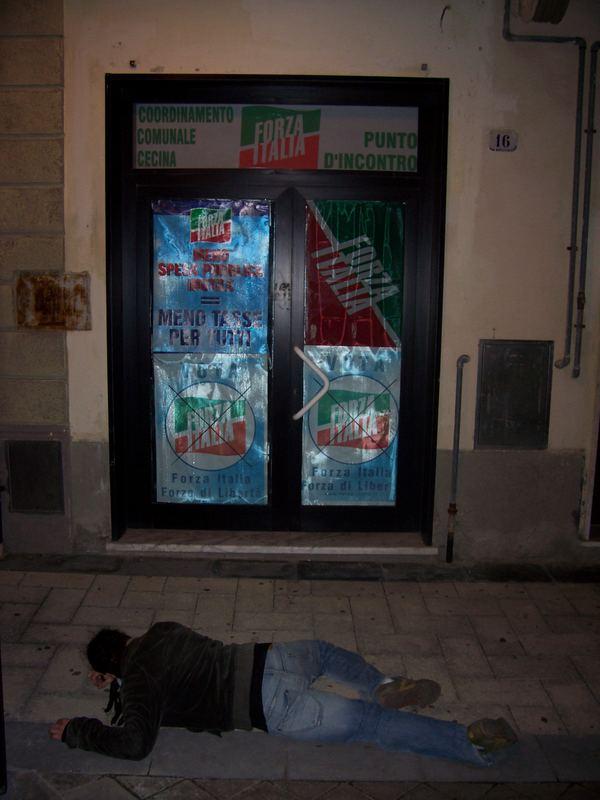 """Progetto """"SDRAIATO"""" -Cecina 2006-"""
