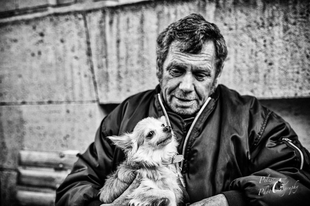Projekt 'Hund und Mensch'