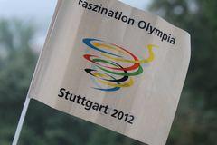 Projekt Olympia bewerbung Stuttgart 2002 - 2003