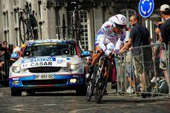 Proloque 2012 ::: Liège ::: Sandy Casar
