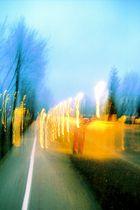 Promenade Abstract