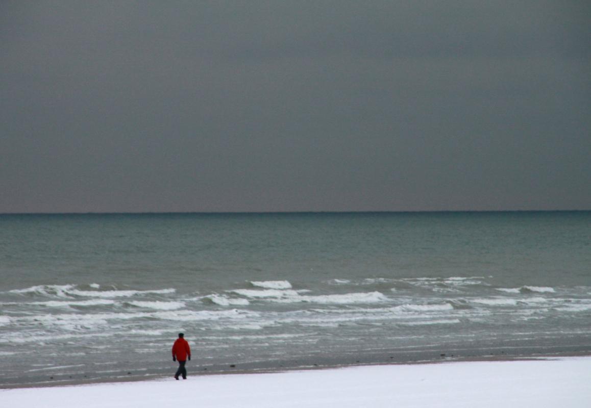 promenade d' hiver