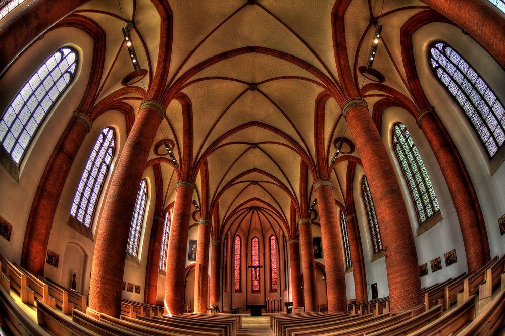 Propsteikirche Herz Jesu / Lübeck