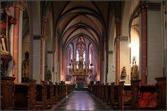 Propsteikirche St. Mariae Geburt  Kempen