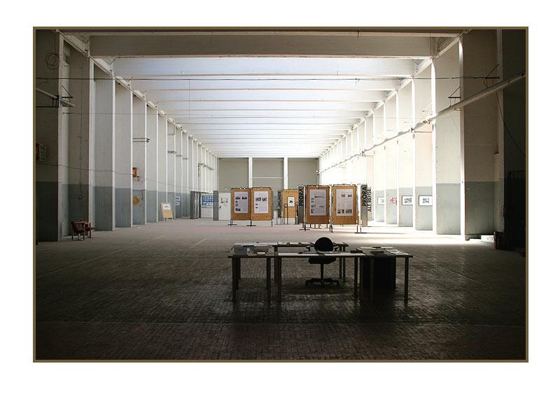Prora-Sporthalle(ehem. Empfangshalle der 20.000)