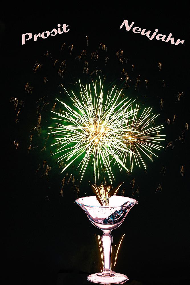 Prosit Neujahr 2013