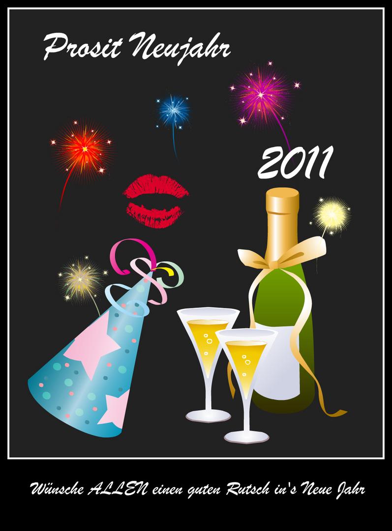 Prosit Neujahr.....