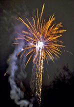 Prosit Neujahr - Silvesterfeuerwerk