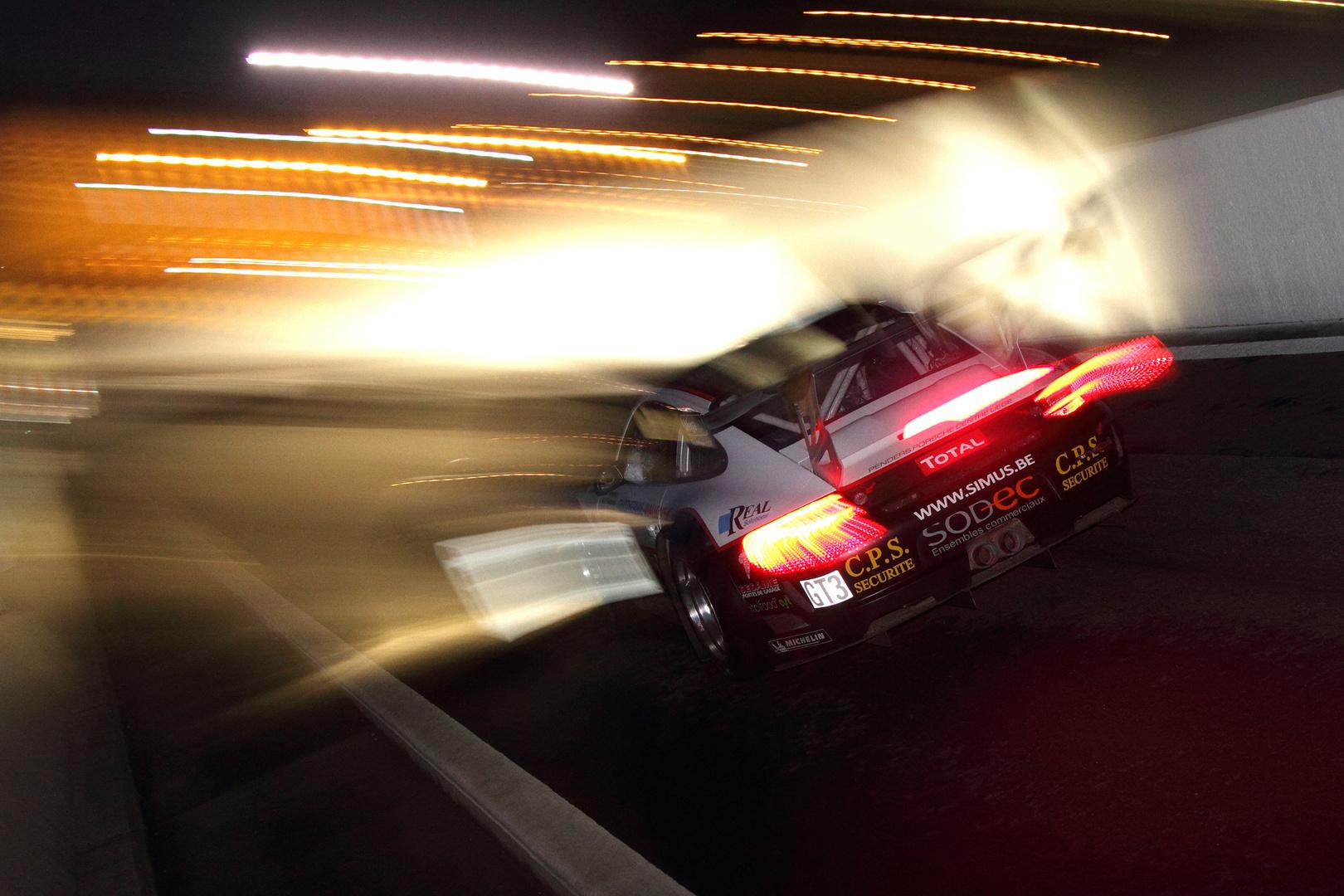 Prospeed Porsche 997 GT3 RSR - 24h Spa