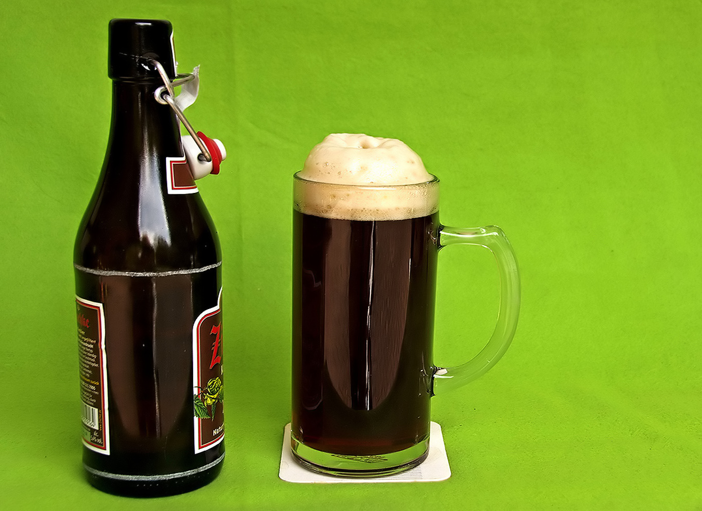 Prost - auf den heutigen Tag des Deutschen Bieres ....