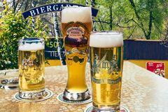 Prost - ein kühles Bier