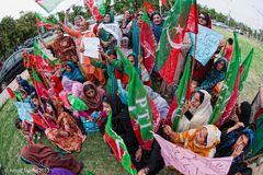 Protest gegen angekündigte Ölpreiserhöhung um 400% in Pakistan #2