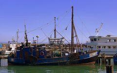 Protest von Fischern