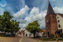 Protestantische Kirche Schweigen