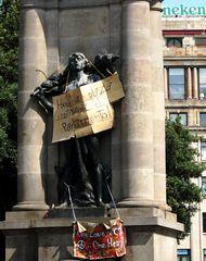 Proteste a Barcellona