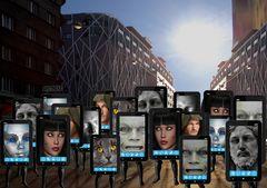 Protestmarsch der Phones