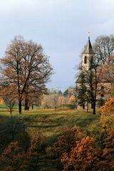 Protschenberg im Herbst