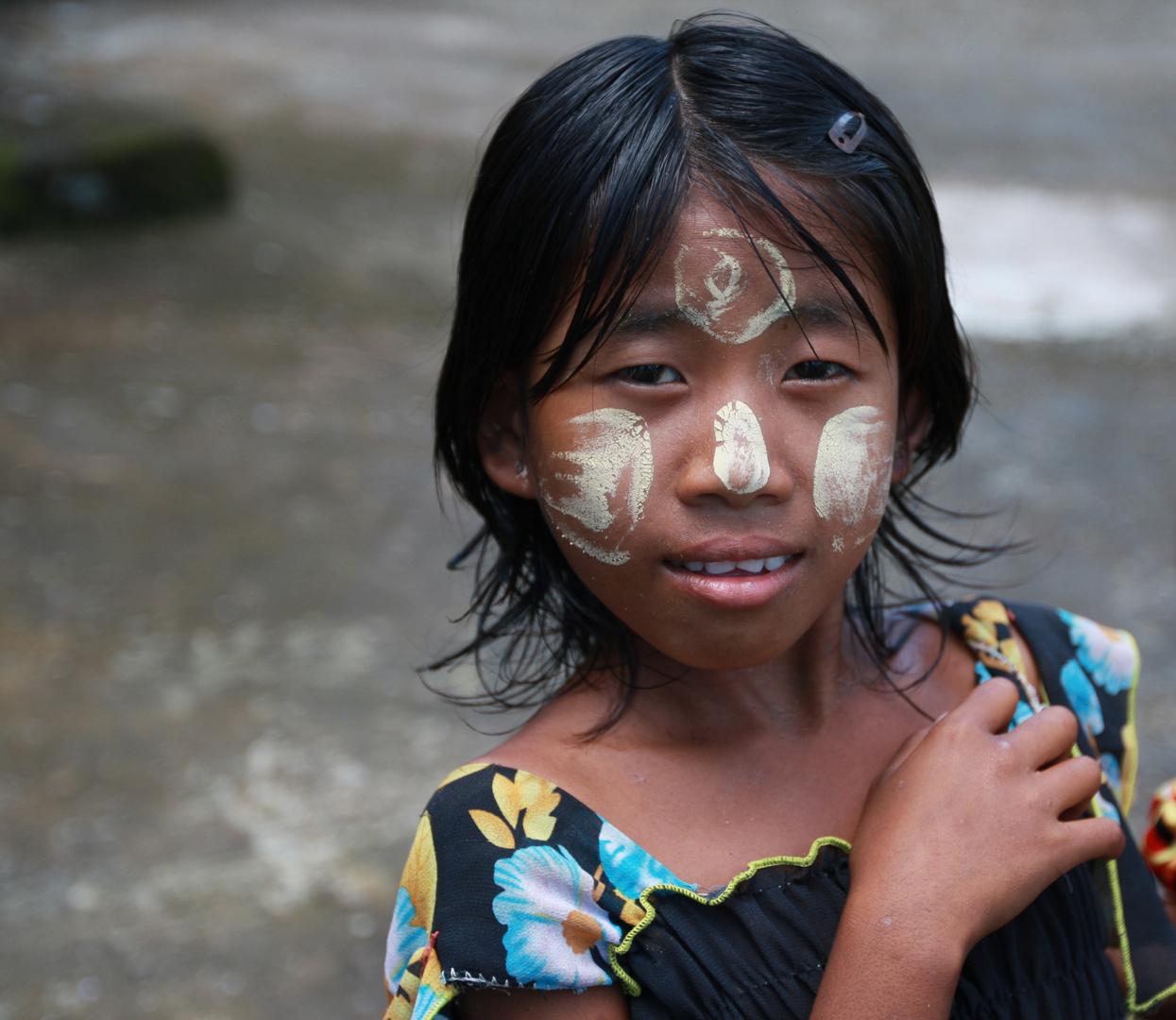 Proud Face!   Myanmar