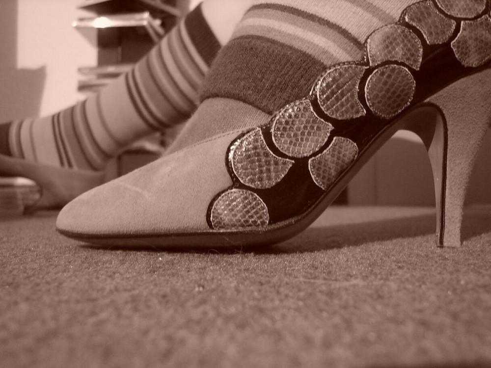 Proud Shoe