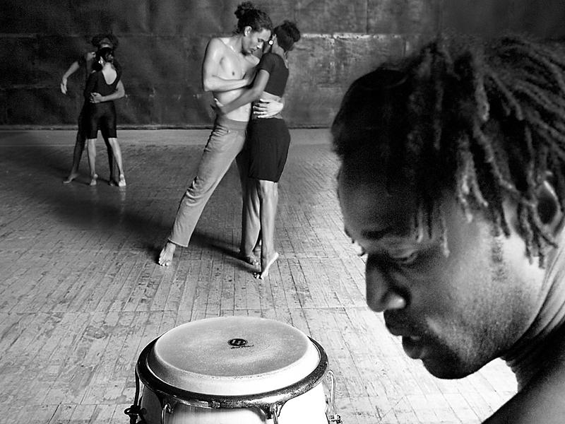 Prove di danza