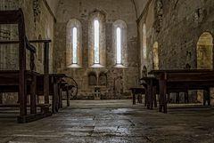 Provence - Abbaye De Saint Hilaire