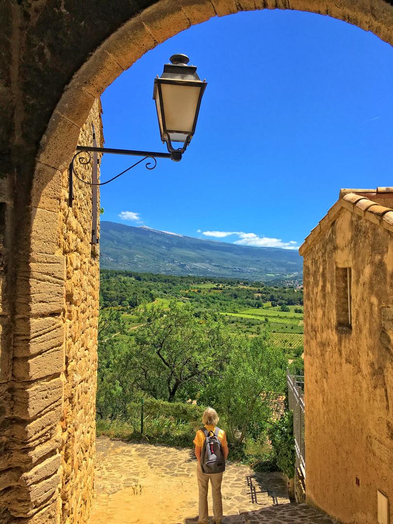 Provence - Crillon Le Brave - Mont Ventoux