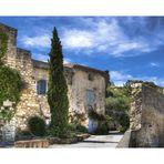 Provence -  Oppède-le Vieux