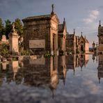 Provenceschalisches Spiegelbild
