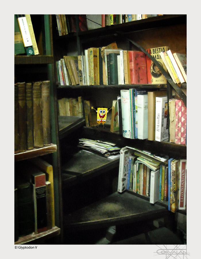 Proyecto Biblioteca mutante.