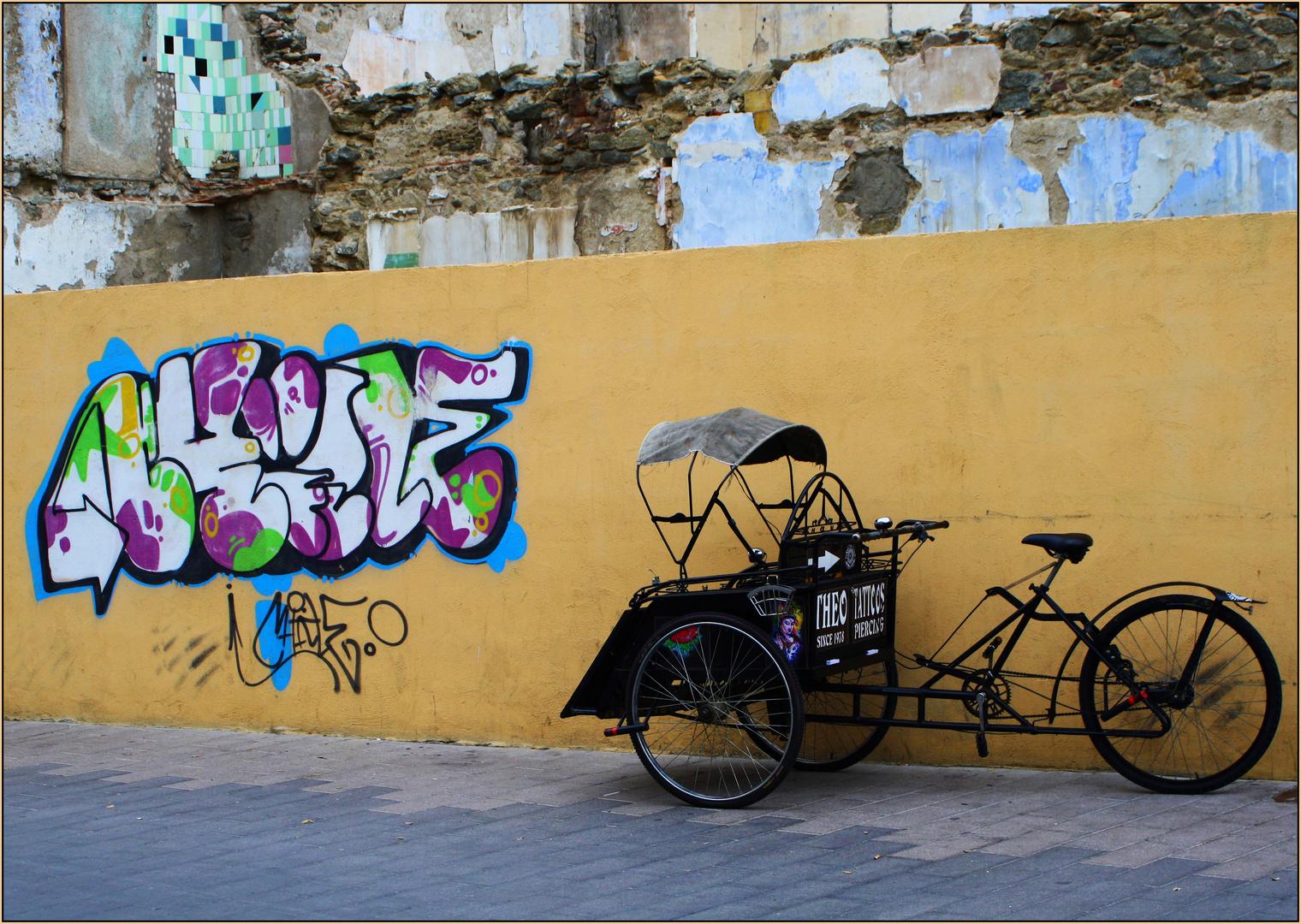 """Proyecto """"Retrato de una calle"""""""