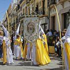 Prozession vor Ostern in Ronda